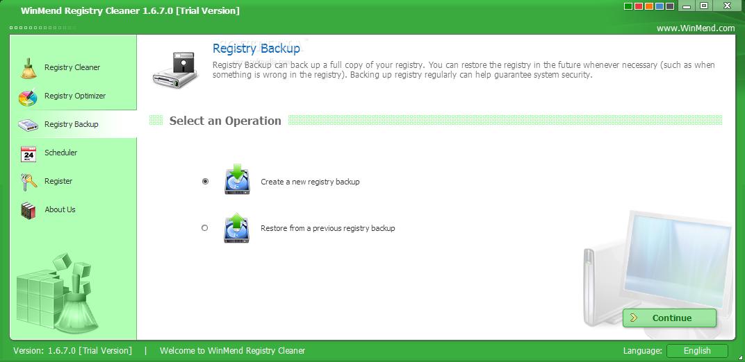 .screenshot.WinMend.Registry.Cleaner.3