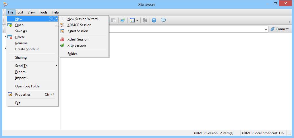 screenshot.Xmanager-1