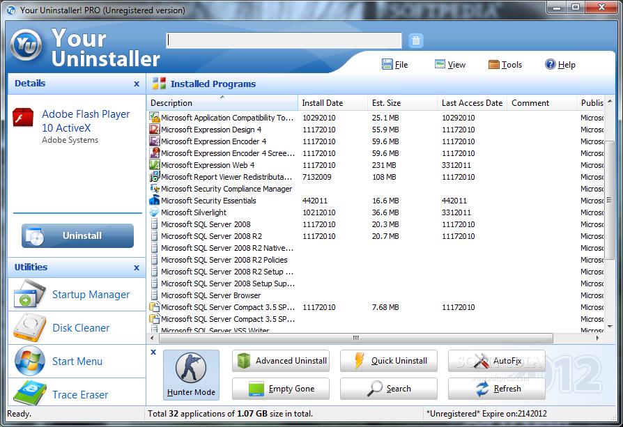 screenshot.Your.Uninstaller.PRO-1