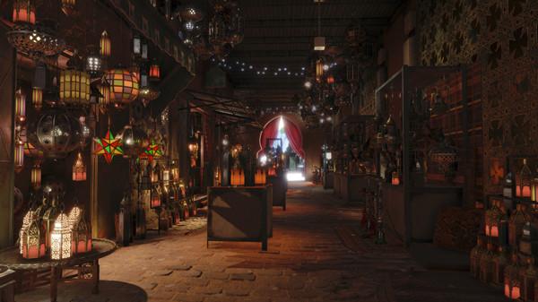 دانلود بازی هیتمن قسمت سوم مراکش HITMAN:Episode 3 Marrakesh برای کامپیوتر