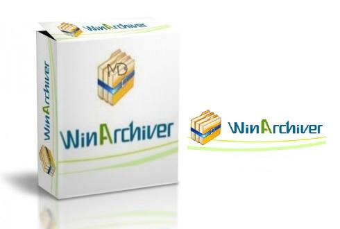 winArchiver دانلود WinArchiver 3.7 نرم افزار فشرده سازی فایل ها
